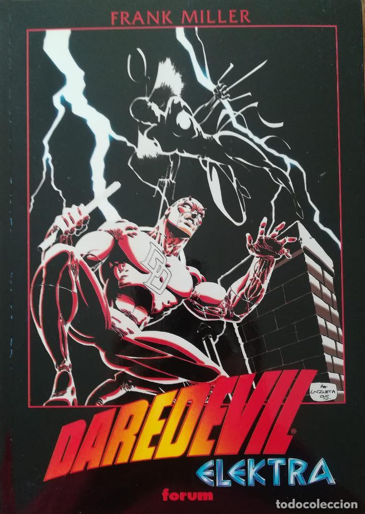 DAREDEVIL ELEKTRA FRANK MILLER (Tebeos y Comics - Forum - Daredevil)
