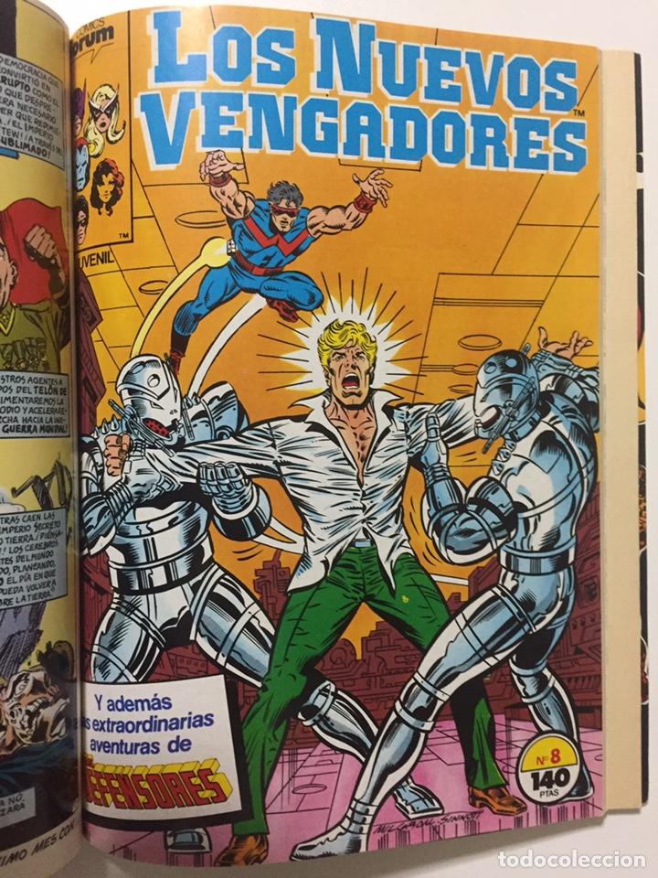 Cómics: NUEVOS VENGADORES 6 al 10 VOL.1 FORUM RETAPADO - Foto 4 - 229864475