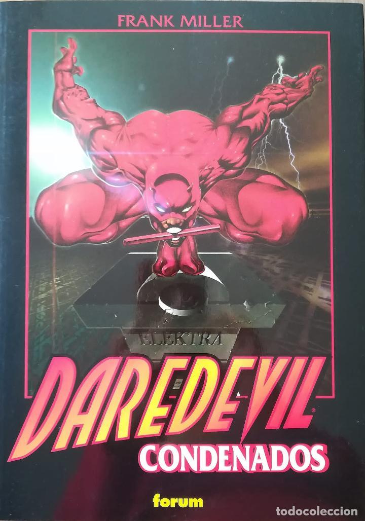 DAREDEVIL CONDENADOS FRANK MILLER (Tebeos y Comics - Forum - Daredevil)