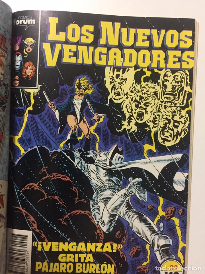 Cómics: NUEVOS VENGADORES 21 al 25 VOL.1 FORUM RETAPADO - Foto 4 - 229865880