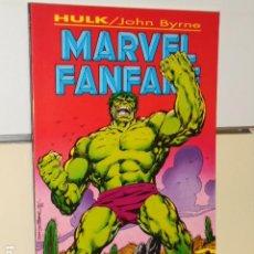 Cómics: MARVEL FANFARE Nº 2 HULK JOHN BYRNE - FORUM OCASION. Lote 229890465