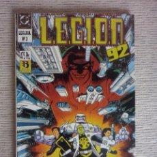 Cómics: L.E.G.I.O.N 92. RETAPADO Nº 11 AL 15. FORUM. Lote 229984380