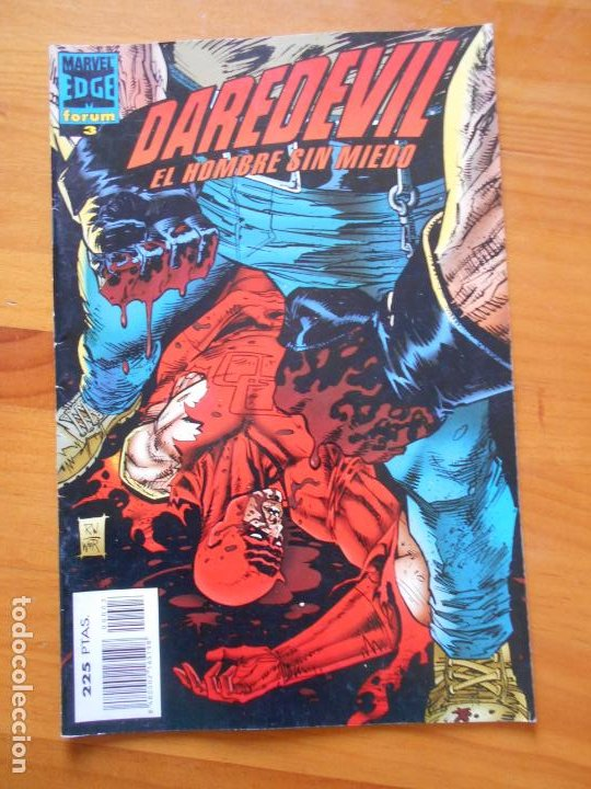 DAREDEVIL Nº 3 - MARVEL EDGE - FORUM (W) (Tebeos y Comics - Forum - Daredevil)