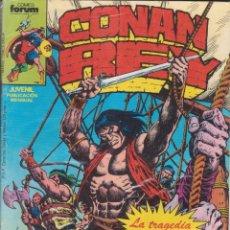 Cómics: CÓMIC CONAN REY Nº 22 ED FORUM / MARVEL. Lote 230101365