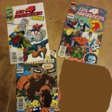 Cómics: LOS 4 FANTÁSTICOS VOLUMEN 1 DE FORUM Nº 106 , 107 , 108. Lote 37920107