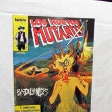 Comics : LOS NUEVOS MUTANTES Nº 20 COMICS FORUM. Lote 230253740