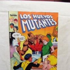 Comics: LOS NUEVOS MUTANTES Nº 7 OMICS FORUM. Lote 230265615