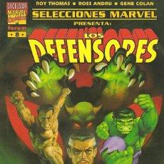Cómics: EL NACIMIENTO DE LOS DEFENSORES - SELECCIONES MARVEL 8. Lote 230336800