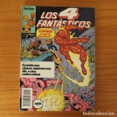 Comics : LOS 4 FANTASTICOS 4 NUMEROS 82,83,84,85 FORUM MARVEL KEITH POLLARD.. Lote 230386075