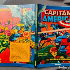 Comics: CAPITAN AMERICA - EL SUEÑO AMERICANO - STERN Y BYRNE - 1993 EDITORIAL PLANETA DE AGOSTINI - GCH1. Lote 230390725