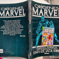 Comics: ORIGENES MARVEL - CAPITAN AMERICA - VOL 9 - FORUM - GCH1. Lote 230514610