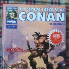 Cómics: SUPER CONAN 9 (CÓMICS FORUM). Lote 230618670