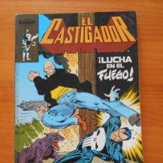 Comics : EL CASTIGADOR Nº 26, 27, 28, 29 Y 30 EN UN TOMO RETAPADO - FORUM (S1). Lote 230698190