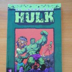 Comics: EL INCREIBLE HULK Nº 1 - COLECCIONABLE - MARVEL - PLANETA (X2). Lote 230702170