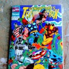 Cómics: LOS VENGADORES TERMINATRIX Nº 1 AL 4 COMPLETA FORUM. Lote 230734760