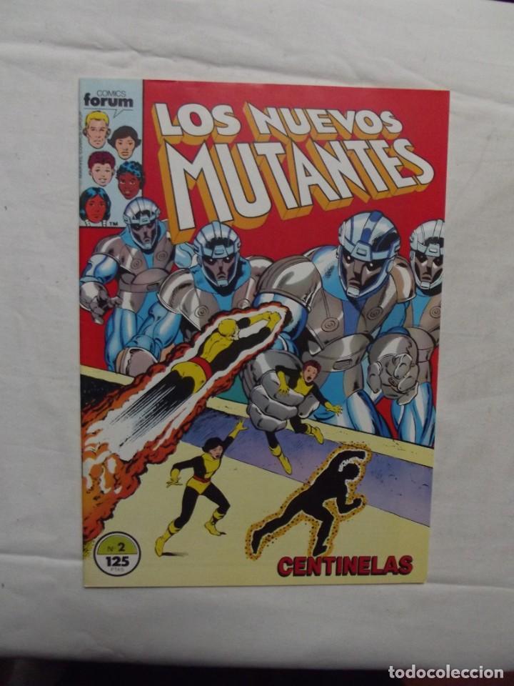 LOS NUEVOS MUTANTES Nº 2 COMICS FORUM (Tebeos y Comics - Forum - Nuevos Mutantes)