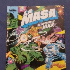 Cómics: LA MASA EL INCREIBLE HULK VOL 1 # 45 (FORUM) - 1986. Lote 230951675