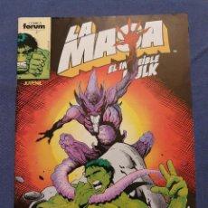 Cómics: LA MASA EL INCREIBLE HULK VOL 1 # 49 (FORUM) - 1986. Lote 230951830