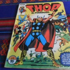 Cómics: FORUM VOL. 1 THOR Nº 1. 95 PTS. 1983. REGALO FORUM VOL. 3 THOR NºS 12 Y 17. 225 PTS. 2000.. Lote 45810899