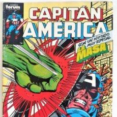 Cómics: CAPITÁN AMERICA V. 1 Nº 2 (SAL BUSCEMA) - MARVEL / FORUM (1985). Lote 230966035