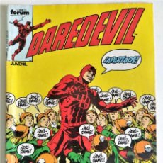 Cómics: DAREDEVIL V. 1 Nº 34 (A. BYRON COVER & D. MAZZUCCHELLI) - MARVEL / FORUM (1985). Lote 230968030