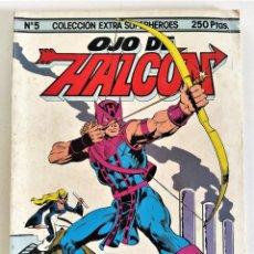 Comics : OJO DE HALCÓN (COLECCIÓN EXTRA SUPERHÉROES Nº 5) ~ MARVEL / FORUM (1984). Lote 230969970