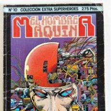 Cómics: EL HOMBRE MÁQUINA // BARRY SMITH (COLECCIÓN EXTRA SUPERHÉROES Nº 10) ~ MARVEL / FORUM (1984). Lote 230971180