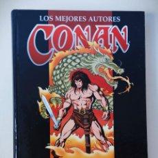 Cómics: LOS MEJORES AUTORES CONAN - ERNIE CHAN - 1997 - TAPA DURA CÓMICS FÓRUM. Lote 230986245