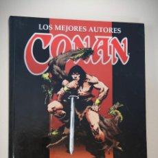 Comics: LOS MEJORES AUTORES CONAN - JOHN BUSCEMA / 2 - 1997 - TAPA DURA CÓMICS FÓRUM. Lote 230987370