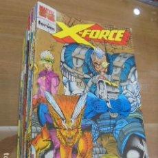 Cómics: X-FORCE VOL. 1 COMPLETA 42 NUMEROS MAS ESPECIAL - FORUM OFERTA. Lote 278980393