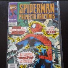 Cómics: SPIDERMAN PROYECTO ARACHNIS. Lote 231143425