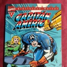 Comics: BIBLIOTECA MARVEL. CAPITÁN AMÉRICA Nº 2. FORUM. Lote 231552365
