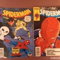 Cómics: COMIC SPIDERMAN TOMO Nº201 AL 205 Y EL Nº206. Lote 231863190
