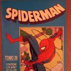 Cómics: COMIC SPIDERMAN TOMO , Nº221 AL 225. Lote 231864075