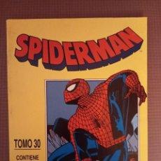 Cómics: COMIC SPIDERMAN TOMO 30, Nº226 AL 230. Lote 231864460