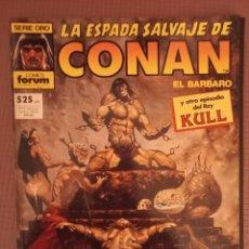 Cómics: COMIC CONAN SERIE ORO TOMO Nº65, 66 Y 67. Lote 231869310