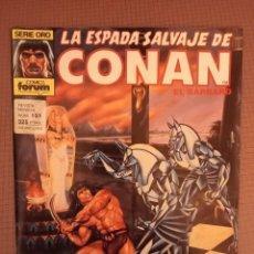 Cómics: COMIC CONAN SERIE ORO Nº151. Lote 231870155