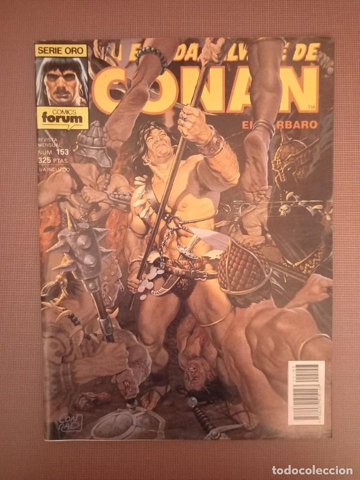 COMIC CONAN SERIE ORO Nº153 (Tebeos y Comics - Forum - Conan)