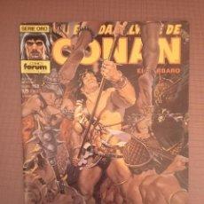 Cómics: COMIC CONAN SERIE ORO Nº153. Lote 231870340