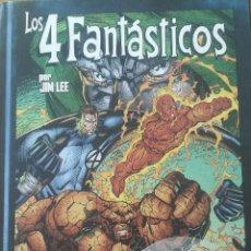 Cómics: LOS 4 FANTASTICOS BEST OF MARVEL. Lote 231874505