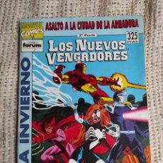 Comics : ASALTO A LA CIUDAD DE LA ARMADURA 2ª PARTE - LOS NUEVOS VENGADORES - EXTRA INVIERNO -ED. FORUM. Lote 231897520