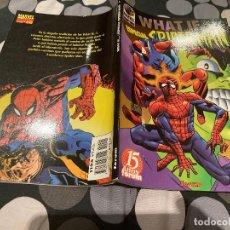 Cómics: WHAT IF - ESPECIAL SPIDERMAN TOMO - COMICS FORUM. Lote 244967735