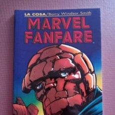 Comics : COMIC MARVEL FANFARE, LA COSA. Lote 232149040