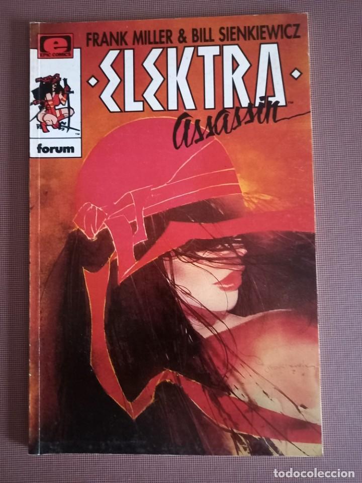 COMIC ELEKTRA ASESINA FORUM Nº 16 (Tebeos y Comics - Forum - Daredevil)