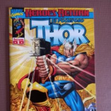 Cómics: COMIC THOR HEROES RETURN Nº 1. Lote 232154485