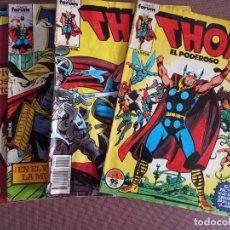 Cómics: COMIC THOR Nº 1, 14, 43 Y 44. Lote 232154760
