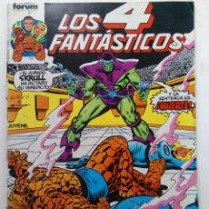 Cómics: LOS 4 FANTÁSTICOS Nº 3 - FORUM. Lote 232189440