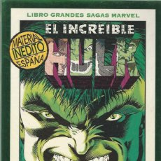 Comics: HULK - DENTRO DEL PANTEON - TOMO - GRANDES SAGAS - COMO NUEVO !!. Lote 232406900