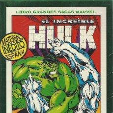 Comics: HULK - FANTASMAS DEL PASADO - TOMO - GRANDES SAGAS - COMO NUEVO !!. Lote 232407035