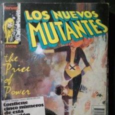 Cómics: LOS NUEVOS MUTANTES - CONTIENE 5 NUMEROS. Lote 232635445